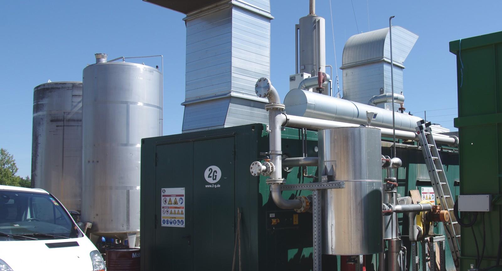 Das seit 2012 in Betrieb stehende Blockheizkraftwerk hat überzeugt, so dass der Ausbau mit demselben Modell realisiert wurde.