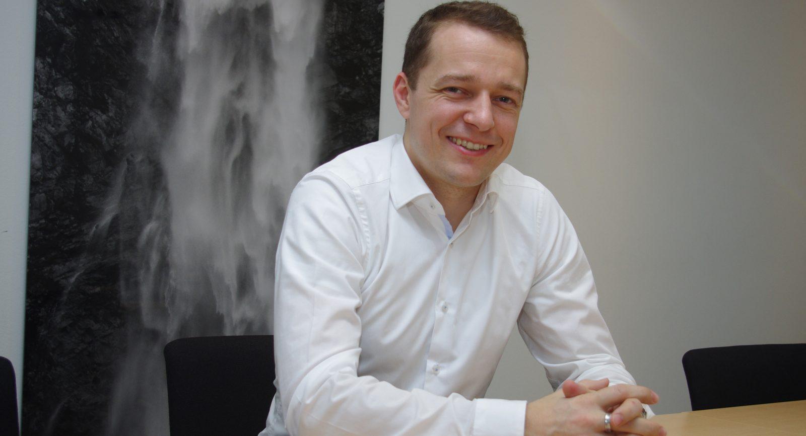 Matthias Meier: «Unsere beiden Blockheizkraftwerke arbeiten zusammen mit der Erdwärmenutzung zur Grundlastversorgung des Wärmeverbunds in Riehen.»