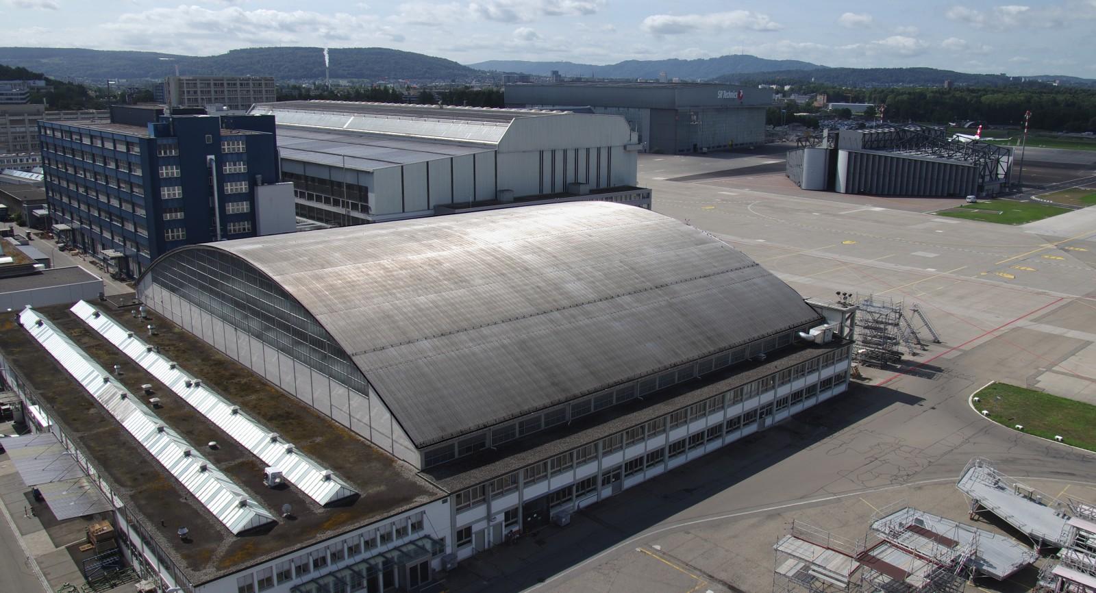 Mit der Erneuerung der Terminals und energetischen Massnahmen bei weiteren Gebäuden konnte die Effizienz der Wärmeversorgung erhöht werden.