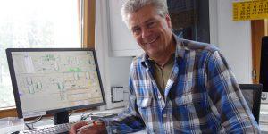 Paul Julen: «Nous apprécions beaucoup la fiabilité fonctionnelle de l'installation et en particulier de la centrale de cogénération Avesco.»