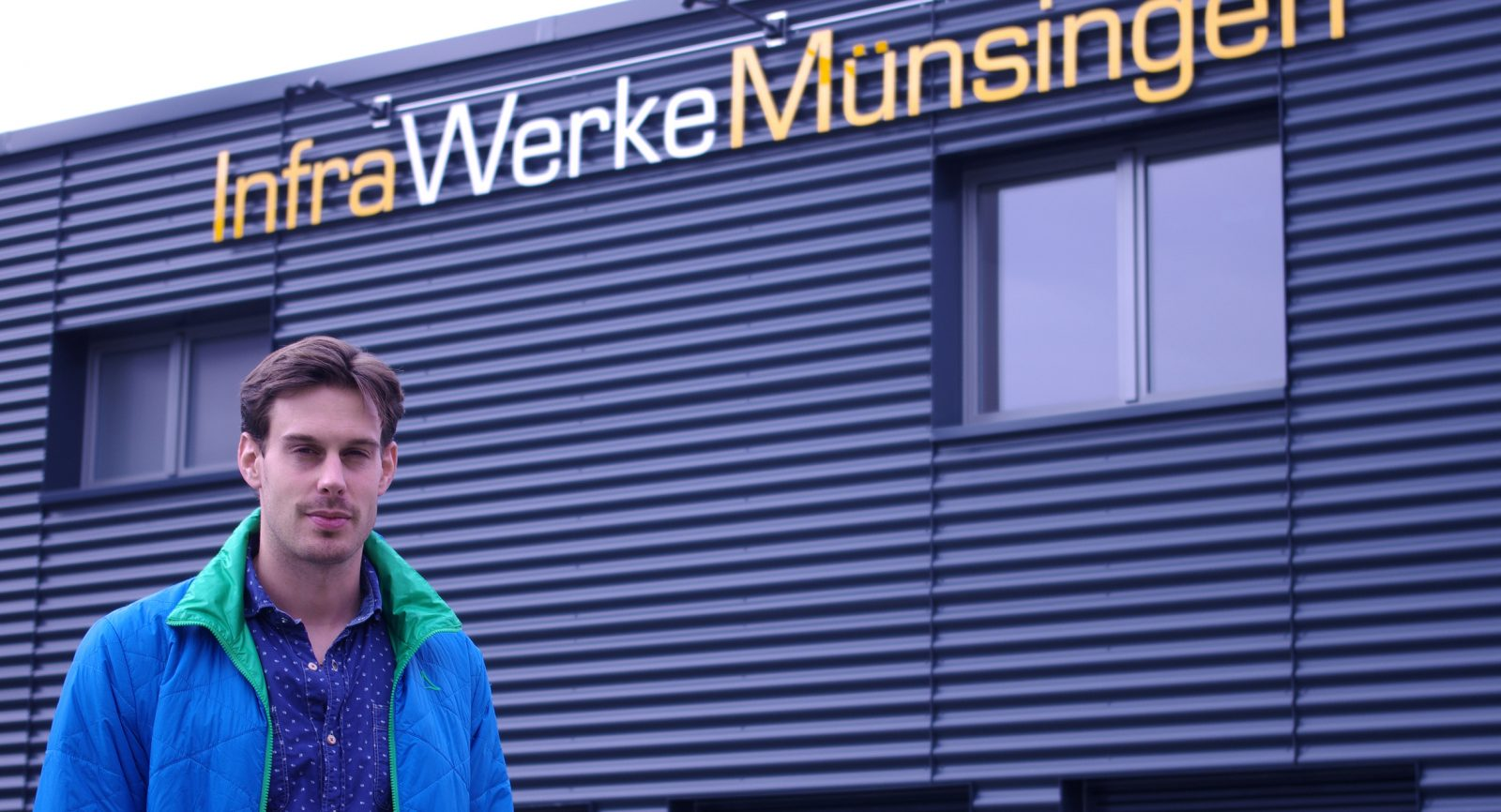 Oliver Schwarz: «Mit der Wärme-Kraft-Kopplung haben wir im neuen Fernwärmenetz Süd den Energie-Richtplan optimal umgesetzt.»