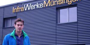 Oliver Schwarz: «Grâce au couplage chaleur-force, nous avons mis en œuvre de manière optimale le plan directeur de l'énergie dans le nouveau réseau de chaleur sud.