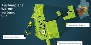 Celui-ci offre également des possibilités d'extension pour Münsingen.