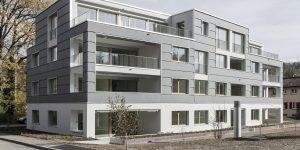 L'Arène de l'environnement Suisse a mené son deuxième projet-phare – avec l'Hybridbox – dans un immeuble résidentiel de Zurich-Leimbach.
