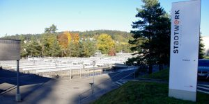Mit der Eigenversorgung des Strombedarfs erfüllt die ARA des Stadtwerks Winterthur modernste Richtlinien.