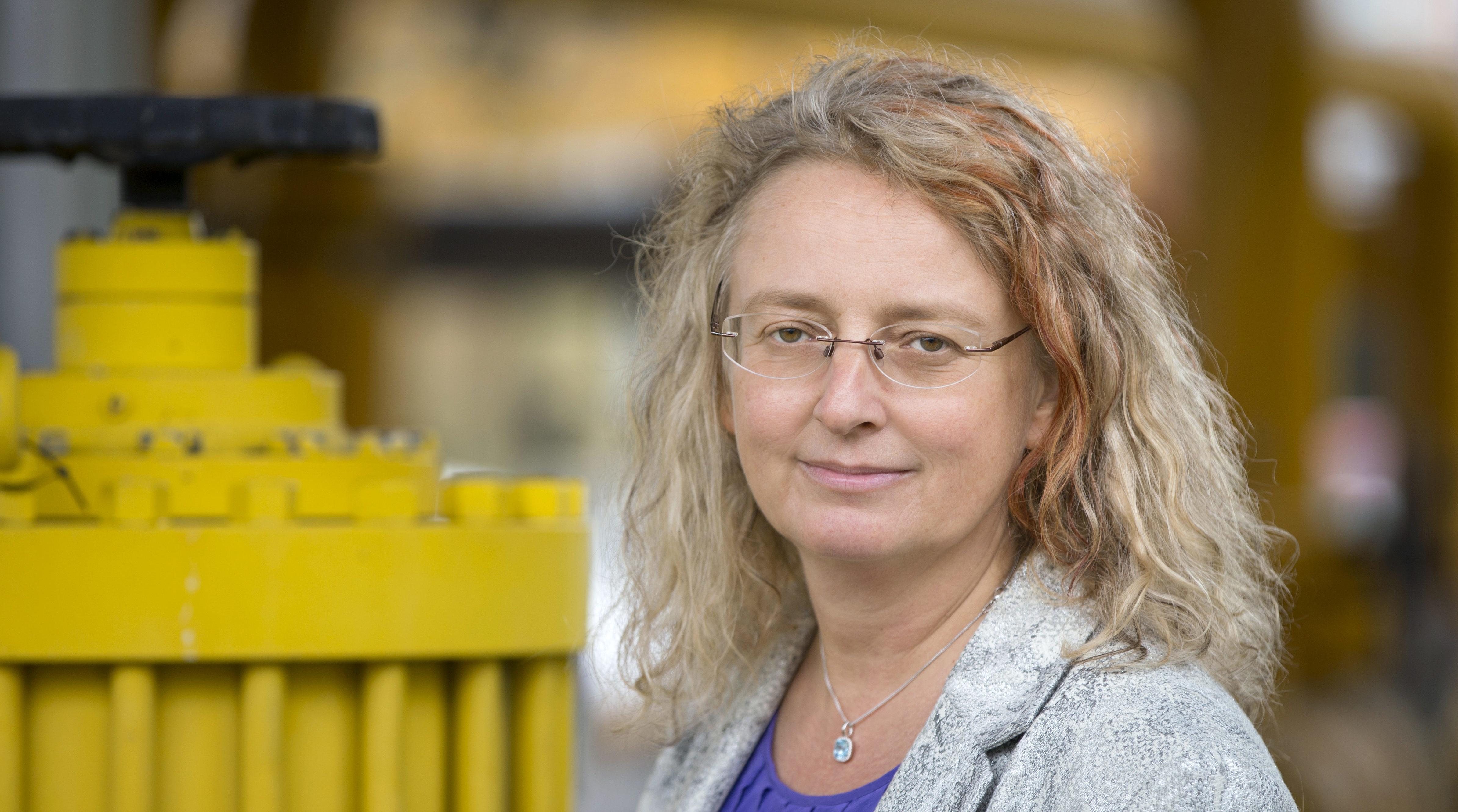 Daniela Decurtins, Geschäftsführerin VSG