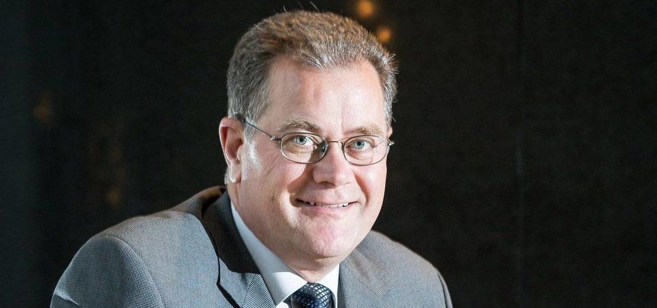 Hans-Kaspar Scherrer, CEO Eniwa