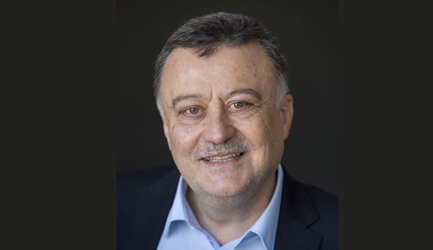 ETH Professor Konstantinos Boulouchos