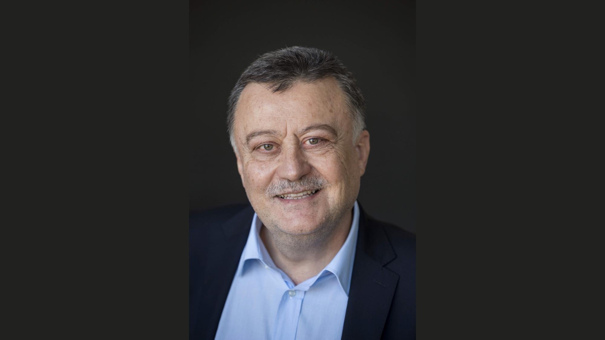 Konstantinos Boulouchos, professeur à l'EPFZ