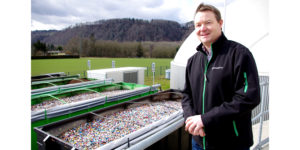 Urs Kröpfli, Greenwatt, bestätigt: «Das Recycling der Kaffeekapseln stellt ein Highlight unserer Biogasanlage dar und überzeugt durch die sinnvolle Nutzung erneuerbarer Energien.»