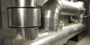 Mit der Wärmeauskopplung bei 115 °C sind die Voraussetzungen für den Einsatz in den nachbarschaftlichen Abfüllanlagen von Henniez erfüllt.