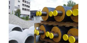 Anfangs 2020 wurde der Bau der «Wärmeversorgung Buriet» genehmigt. Das Fernwärmeversorgungsprojekt nutzt die Energie aus gereinigtem Abwasser.