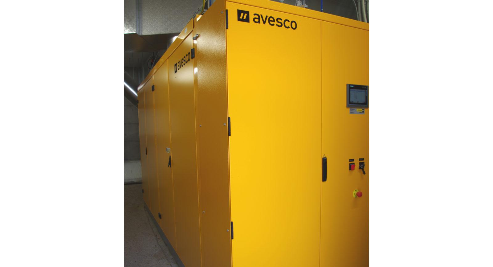 Mit drei Blockheizkraftwerken wird das erzeugte Biogas in Wärme und Strom umgewandelt und erreicht damit eine hohe Effizienz der Substratnutzung.