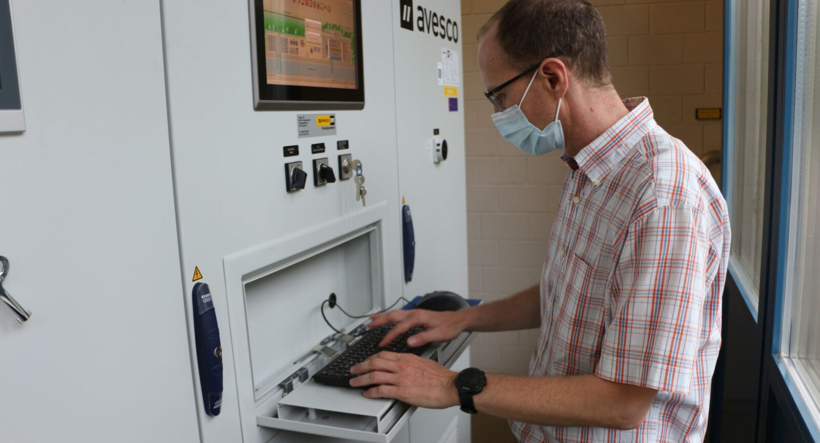 Die neue Steuerungssoftware für die BHKW ist komplett ins ARA-Prozessleitsystem integriert.